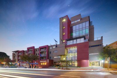 Building Exterior Hotel@Hatfield